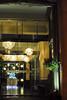Radisson Sas, het hotel next door.<br /> Wij verbleven in Hostal Bruña.