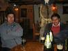 Sommigen zullen het nooit leren. <br /> Een Belg moet je niet aanpakken met bier, de kans dat je als buitenlander wint is miniem.<br /> Onze Spaanse vrienden zijn inmiddels naar huis, gelukkig zijn Jean-Paul (100 % Peruviaan) en José aka Pepe nog wakker. <br /> <br /> La Carreta - C/. Heladeros - Cusco - Peru<br /> Maandag 13 augustus '12