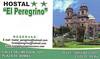 """The place to be op gebied van accommodaties.<br /> Let op: er is een nieuwe website:  <a href=""""http://www.hostal-peregrino.com"""">http://www.hostal-peregrino.com</a>, in elkaar geknutseld door ondertekende, reservaties kun je ook via mijn e-mail adres of Facebook account doen. <br /> <br /> Waarom dit hotel en geen ander? <br /> Het is gelegen op amper 10 M van de grote markt van Cusco, het hart van de bruisende stad. <br /> Dat is echter niet de voornaamste reden: Maruja en haar team behandelt haar gasten als haar familieleden, steeds klaar om te helpen en een warme sfeer in het hotel. <br /> <br /> Hostal El Peregrino<br /> C/. del Medio 121<br /> Cusco - Peru"""