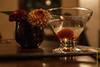 Bij een lekkere maaltijd hoort altijd een aperitief, in dit geval een Saketini.<br /> Saketini is een gekoelde cocktail op basis van Japanse sake, gin en een cocktail olijf, niets te maken met Italiaanse brol Martini. <br /> Net geen 5 € voor dit goedje.