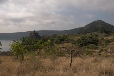 View at Lake Chala Safari Camp