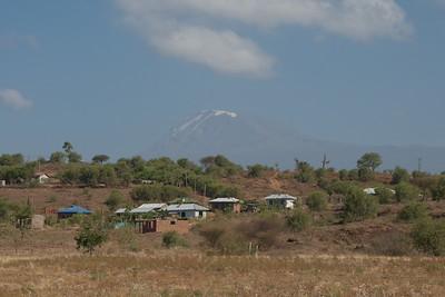 Street view, from Lake Chala to Tarangire NP
