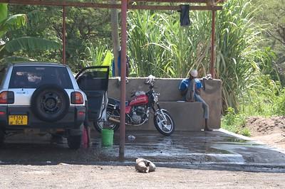 Carwash shop