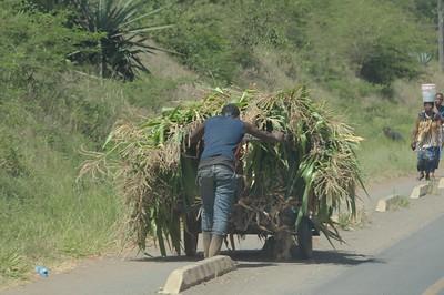 Street view, from Arusha to Tarangire NP