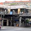 Kreuzberg-Friedrichshain - U-bahn Schlesische Tor.