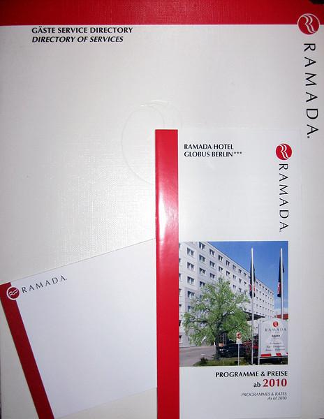 Hotel Ramada - Ruschestraße 45 - Berlijn (Lichtenberg)