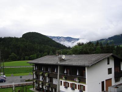 nog een zicht vanop ons balkon