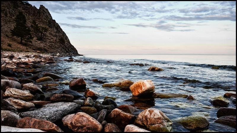 Baikal east side