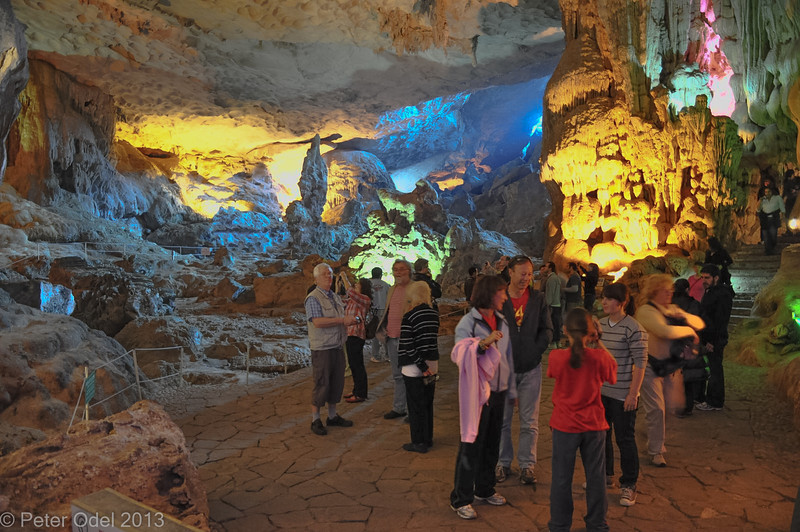 en eventyrlig grotte - håber det kan ses...