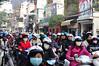 Hanois trafik er surrealistisk - hvor skal alle disse mennesker hen?