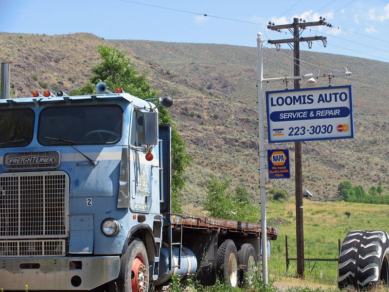 Loomis - Washington State, USA