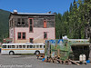 I Sandon boede enkelte ekscentrikere. En af dem samlede på bybusser!