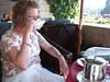 5 o'clock tea at The Empress... Oh dear...