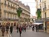 Montpellier i meget bedre vejr...