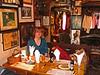 Afskedsmiddag med Sara i kendt gammel pub