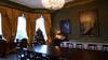 Shellbourne Hotel. Værelset for den irske forfatning blev underskrevet...
