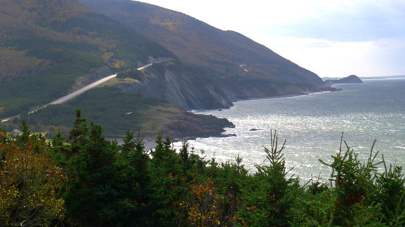 Cabot Trail...