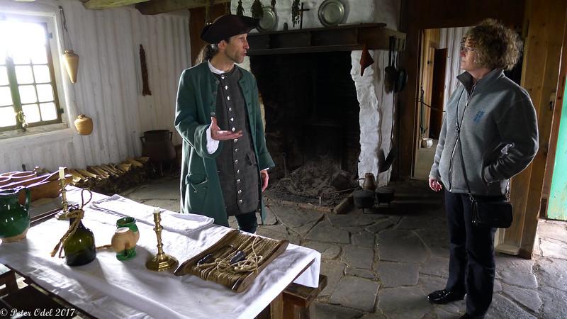 en dag i 1744...