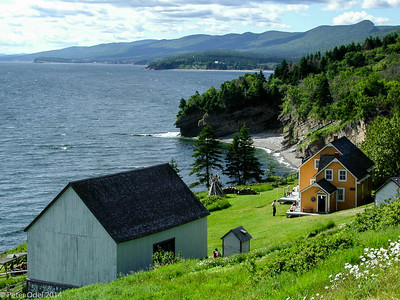 Québec sommer 2002
