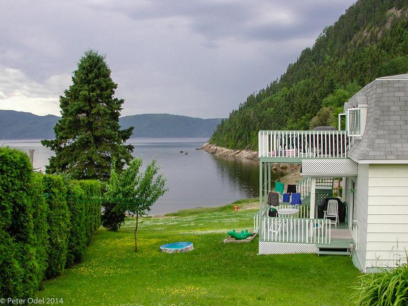 La-Sainte-Rose-du Nord, Saguenay