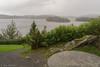 udsigt fra Trollhaugens have.