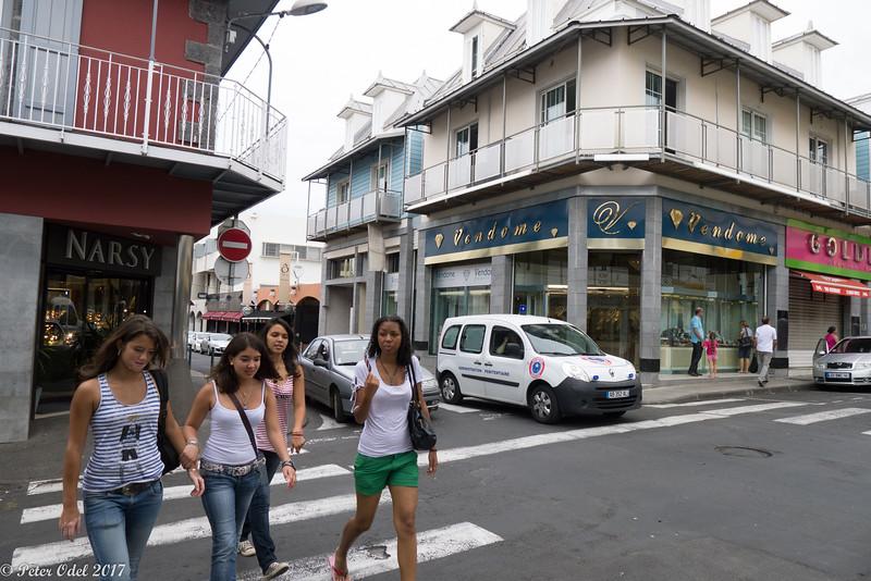 dag 1: Saint-Denis