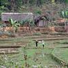 I dalen kommer vi ned hvor Kinh' (vietnameserne) bor