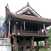Den etbenede pagode - Hanois ældste..