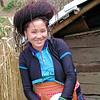 Mongh woman near Diem Bem Phu, Vietnam