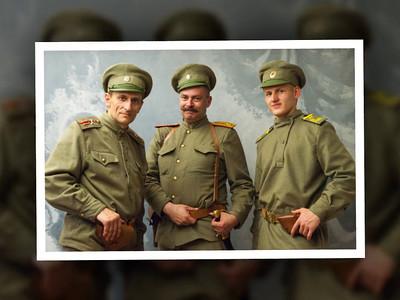 Господа офицеры - diaporama