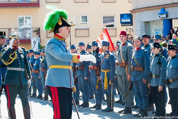 Mym narodum 1914  -  Benesov 2014