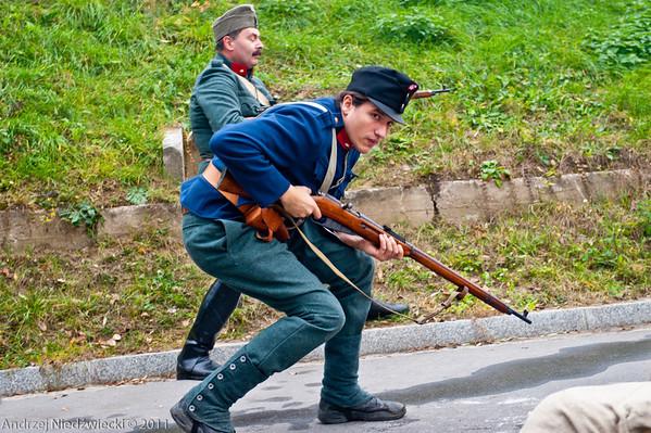 Obrona Lwowa 2011