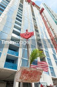 MYBRICKELL Top Off Party Brickell Miami. Photo by Sergi Alexander IN305.com