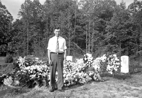 Funeral circa 1954