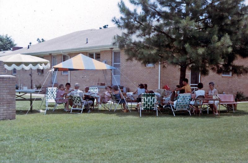 Duke Family Reunion Summer 1969