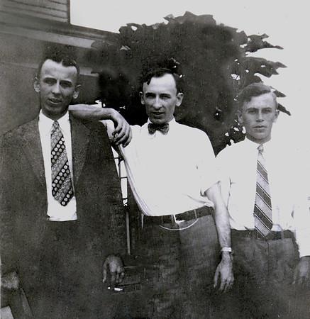 Duke Boys  Circa 1925?