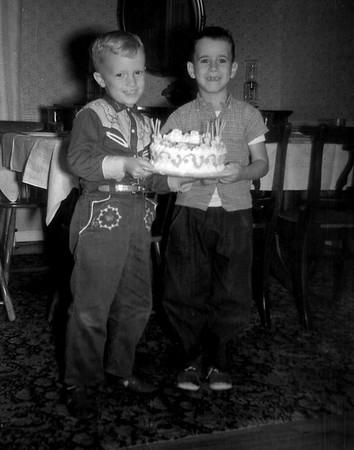Birthday Oct 1960