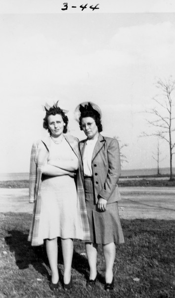 Ruth and Florence