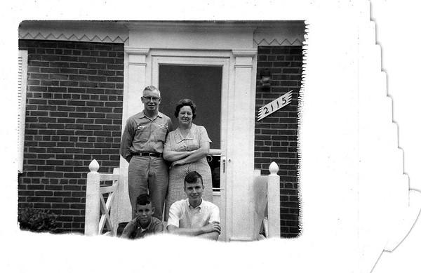 Lois' House, circa 1963