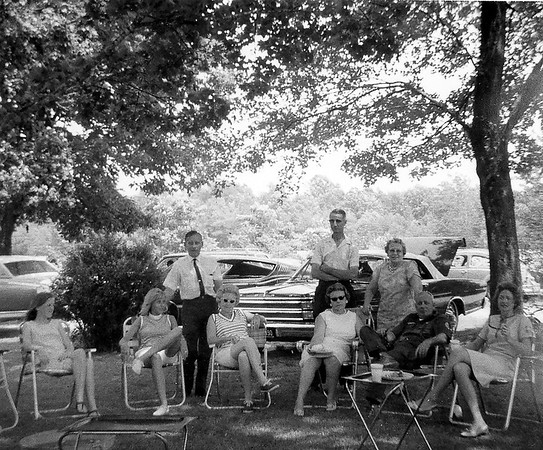 Family Reunion probably 1968