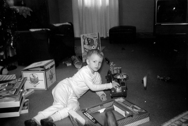 Linwood Christmas 1960