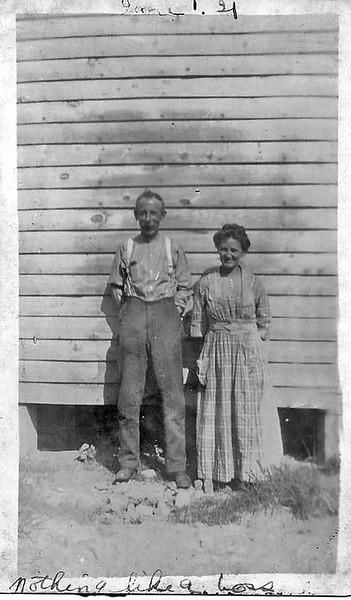 Walter & Bettie 1921