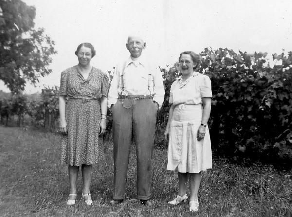 Scenes at Duke Farm 1944