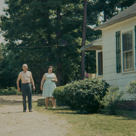 Jimmy and Mary Ellen circa 1968