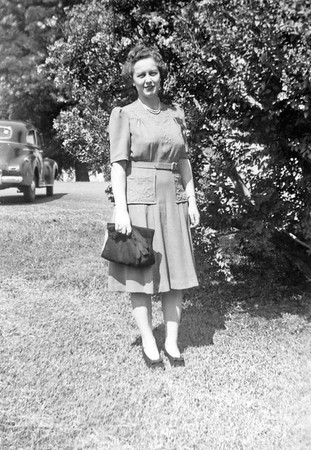 Lois, maybe 1952