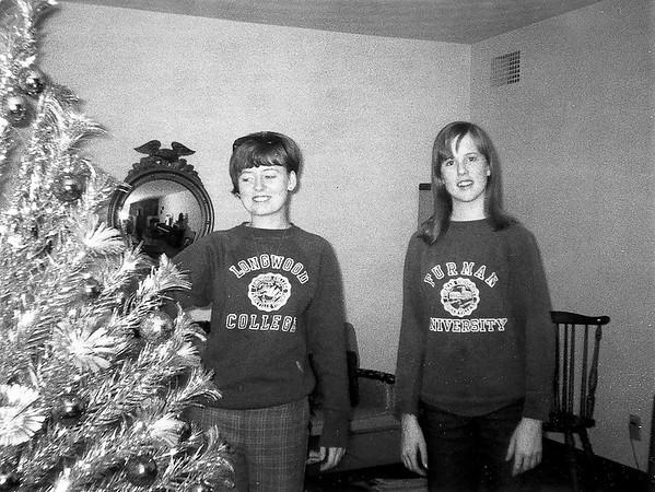 Christmas circa 1968
