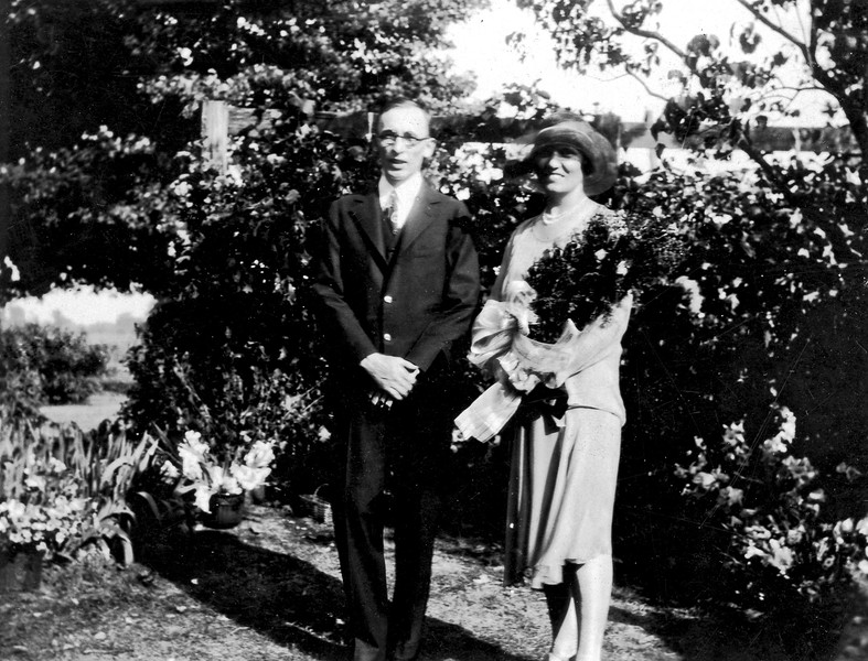 Maybe their marriage Sep 4, 1929