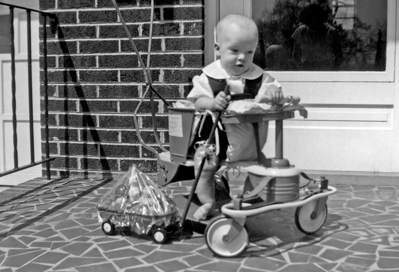 Easter(ish) 1956