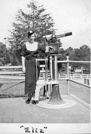Lizzie circa 1950