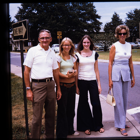 Betty Jo Trip to Florida circa 1970